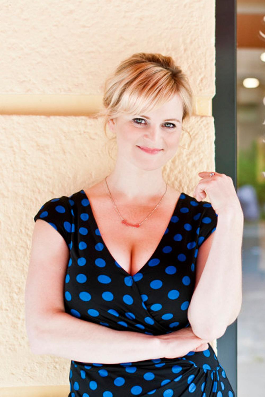 Christine Erraths Tochter Jenny 2016 von Doppel-D