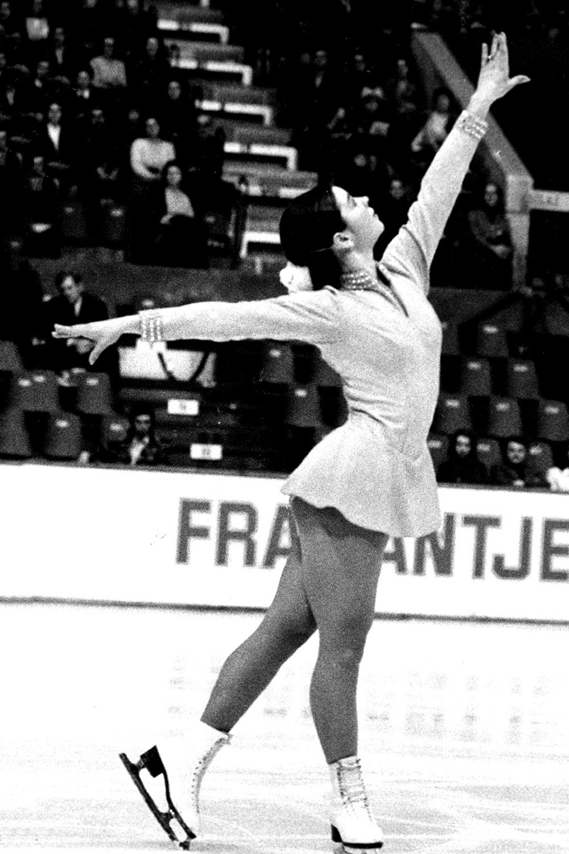 Christine Errath Weltmeisterin München 1974